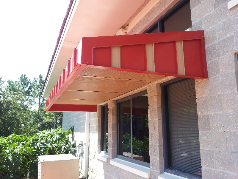 Orlando Awning Pictures | Commercial Awning Services ...