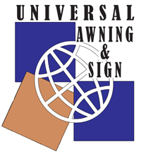 Universal Awning and Sign